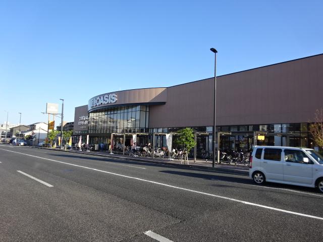 【兵庫県伊丹市】スーパー2階のクリニックフロア