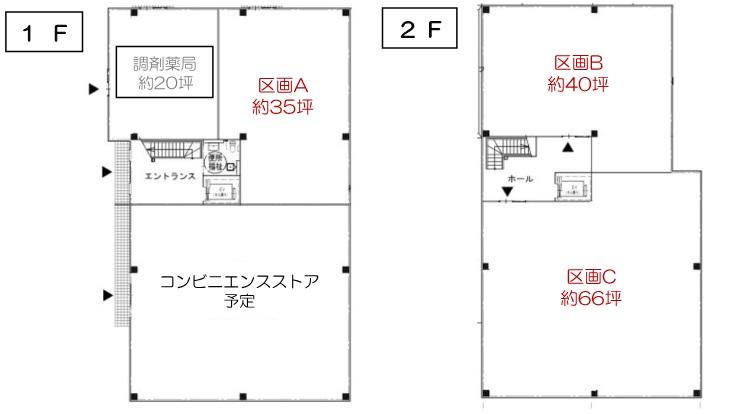 【大阪市都島区】スーパー横の新築医療ビル