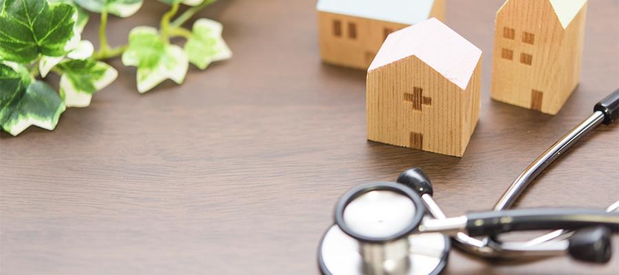 「郊外型」医院開業スタイルへの変遷