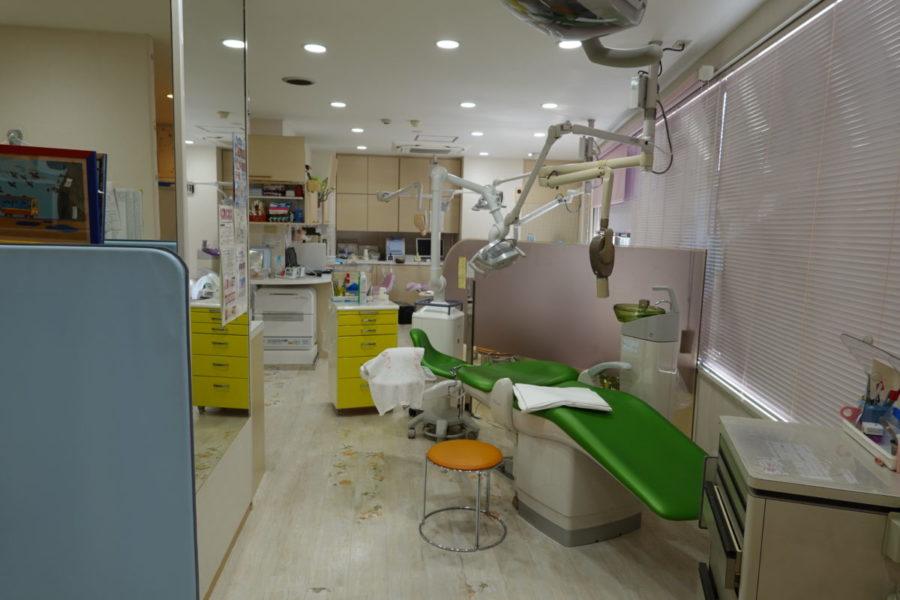 【地下鉄直上】盛業歯科医院 居抜き案件