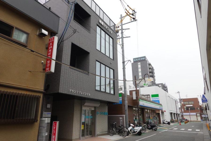 【高石市】南海本線羽衣駅前 新築ビルテナント