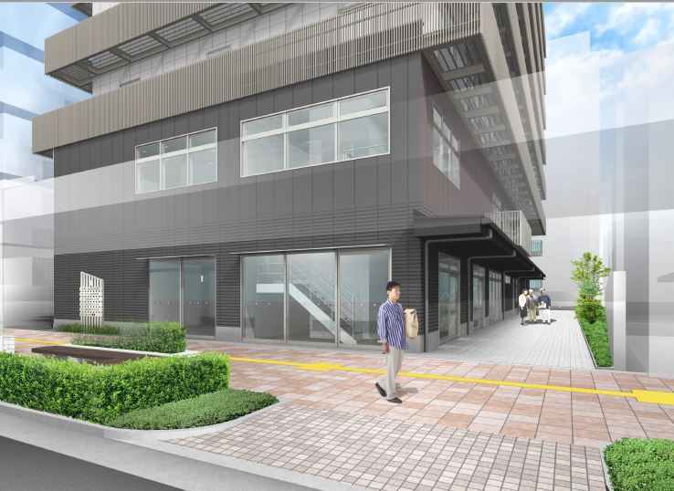 【吹田市】JR吹田駅 徒歩3分 新築テナント