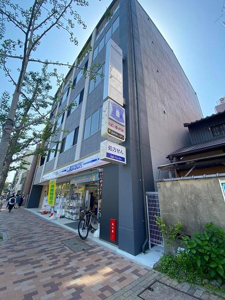 【京都市】上京区 今出川クリニック施設