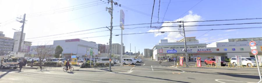 【大阪市淀川区】戸建てクリニック計画