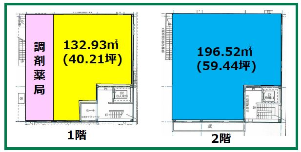 【吹田市】江坂 新築クリニックモール計画
