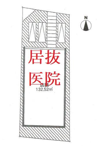 【北摂エリア】阪急京都線 駅から徒歩10分の居抜き医院