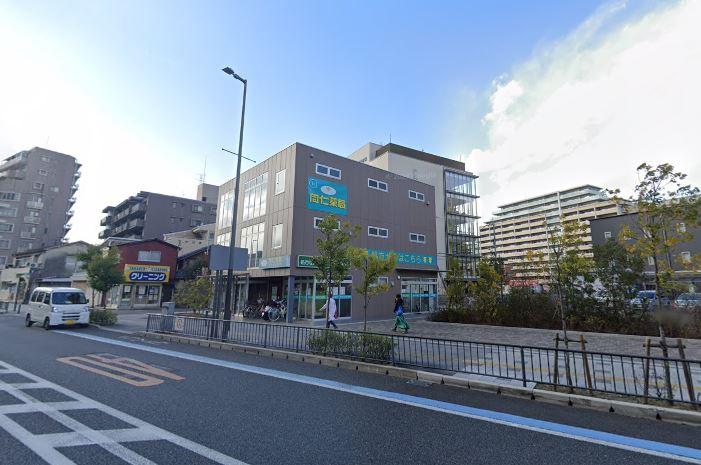 【高槻市】皮膚科限定 高槻の病診連携最適医療ビル