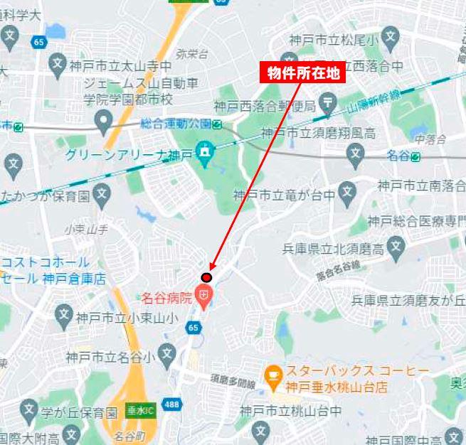 【神戸市垂水区】幹線道路沿い 建て貸し物件